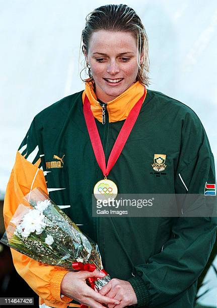 11 September 1999 South African swimmer Charlene Wittstock is the first swimmer to win gold at this years All Africa Games She won the womens 100...