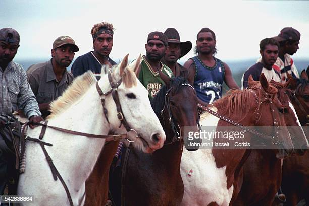 People generally associate the American cowboy rather than the Australian stockman as the example of equestrian success The heyday of the American...
