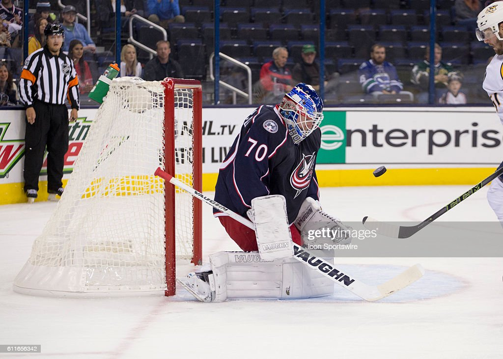 NHL: SEP 29 Preseason - Predators at Blue Jackets Pictures | Getty