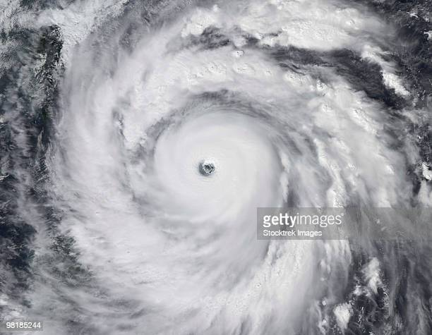 September 27, 2008 - Hurricane Jangmi