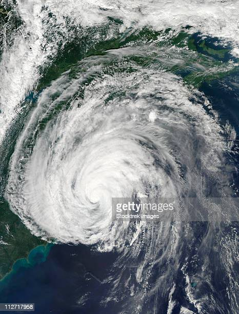 September 3, 2010 - Hurricane Earl off the Mid-Atlantic.