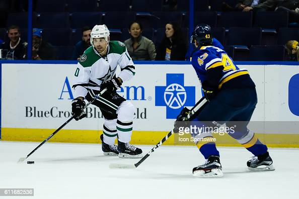 NHL: SEP 30 Preseason - Stars at Blues Pictures | Getty Images