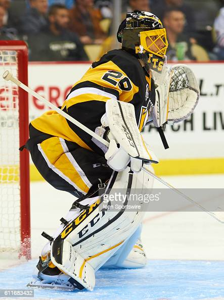 NHL: SEP 30 Preseason - Blackhawks at Penguins Pictures ...