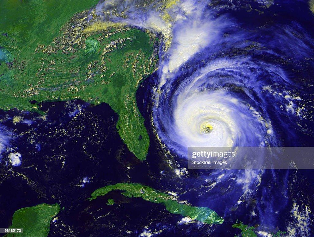 September 4, 1996 - Hurricane Fran