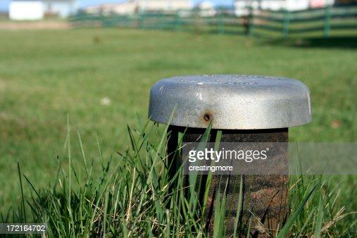 Septic Tank Pipe
