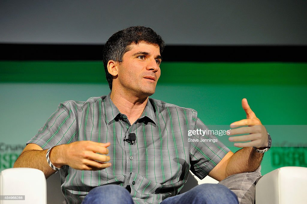 Sequoia Capital Partner Omar Hamoui speaks onstage at TechCrunch Disrupt at Pier 48 on September 8, 2014 in San Francisco, California.