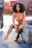 Serayah McNeill in the Be True episode of EMPIRE airing Wednesday Oct 21 on FOX