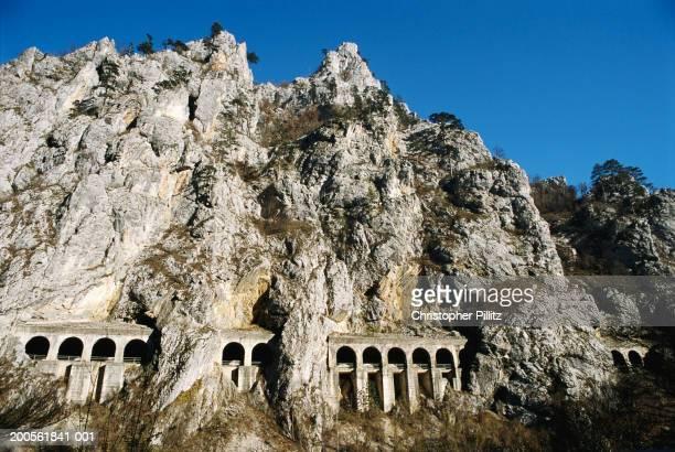 Serbia / Montenegro, railway line connecting Belgrade and Podgorica