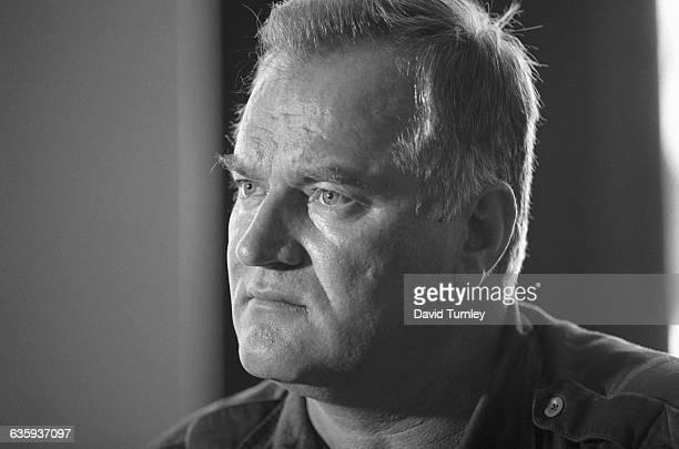 Serbian Commander Ratko Mladic