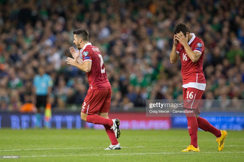 Republic of Ireland v Serbia - FIFA 2018 World Cup Qualifier