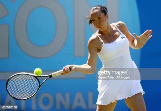 Serbia's Jelena Jankovic during the AEGON International at Devonshire Park Eastbourne