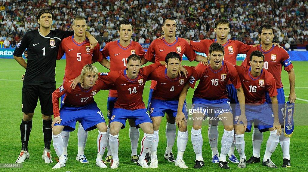 футбол сербия