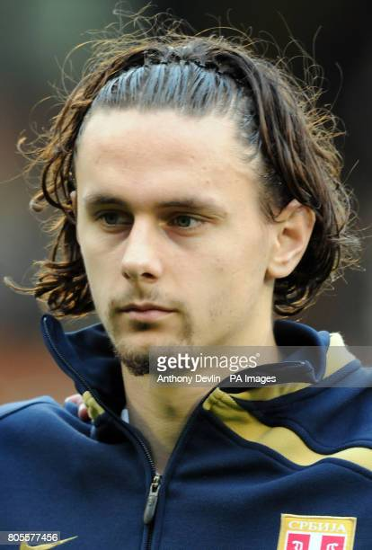 Serbia's Neven Subotic