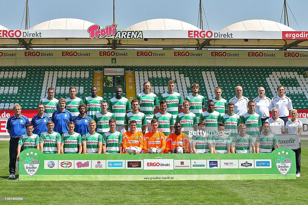 Greuther Fuerth Team Presentation