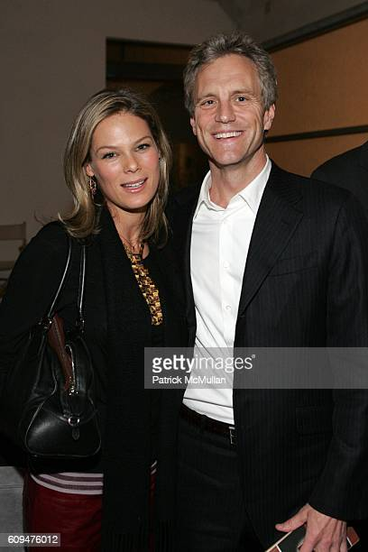 Serena Altschul and John Sykes attend Jon Bon Jovi and Kenneth Cole Team Up For An Unforgettable Night of Fundraising At 'RSVP To Help' at Tribeca...