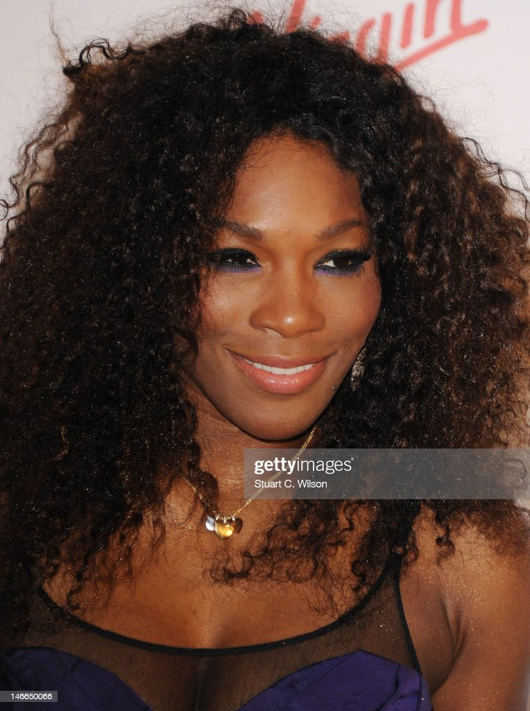 <a gi-track='captionPersonalityLinkClicked' href=/galleries/search?phrase=Serena+Williams&family=editorial&specificpeople=171101 ng-click='$event.stopPropagation()'>Serena Williams</a> attends the Pre-Wimbledon Party at Kensington Roof Gardens on June 21, 2012 in London, England.