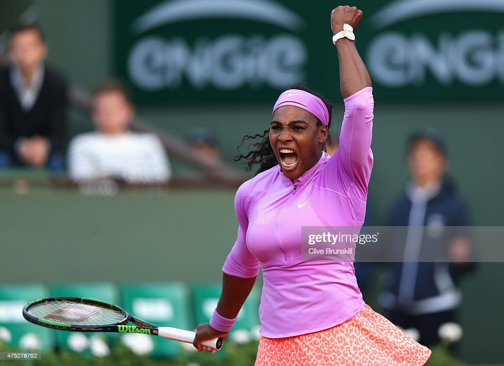 single women in serena Serena williams is competing at the us open of tennis in new york city  this  year the men's and women's singles champions will each be.