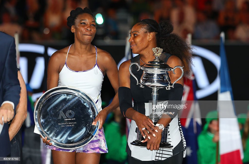 2017 Australian Open - Day 13 : News Photo