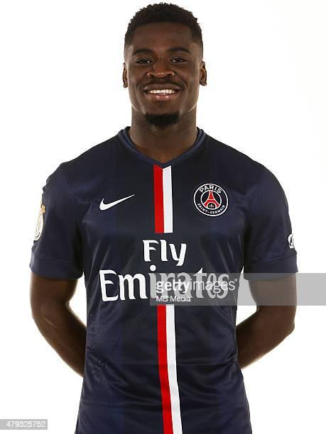 Serge AURIER Portrait Officiel Paris Saint Germain Photo Gavelle / PSG / Icon Sport/MB Media