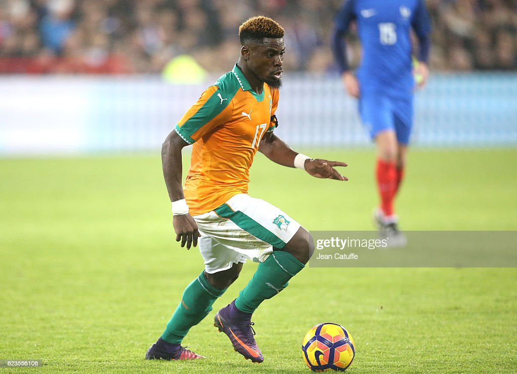 France v Ivory Coast - International Friendly : News Photo
