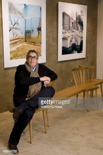 Serge marais stock photos and pictures getty images - Galerij bensimon ...