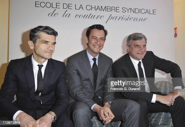 39 chambre syndicale de la couture parisienne 39 school launch for Chambre de syndicale