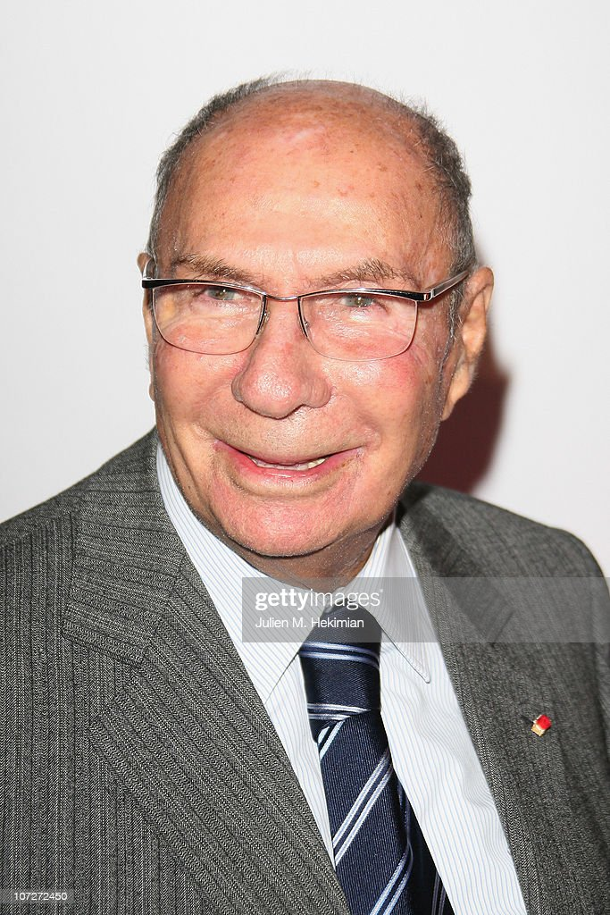 <a gi-track='captionPersonalityLinkClicked' href=/galleries/search?phrase=Serge+Dassault&family=editorial&specificpeople=780308 ng-click='$event.stopPropagation()'>Serge Dassault</a> attends the Madame Figaro 30th Anniversary Celebration at Salle Wagram on December 2, 2010 in Paris, France.
