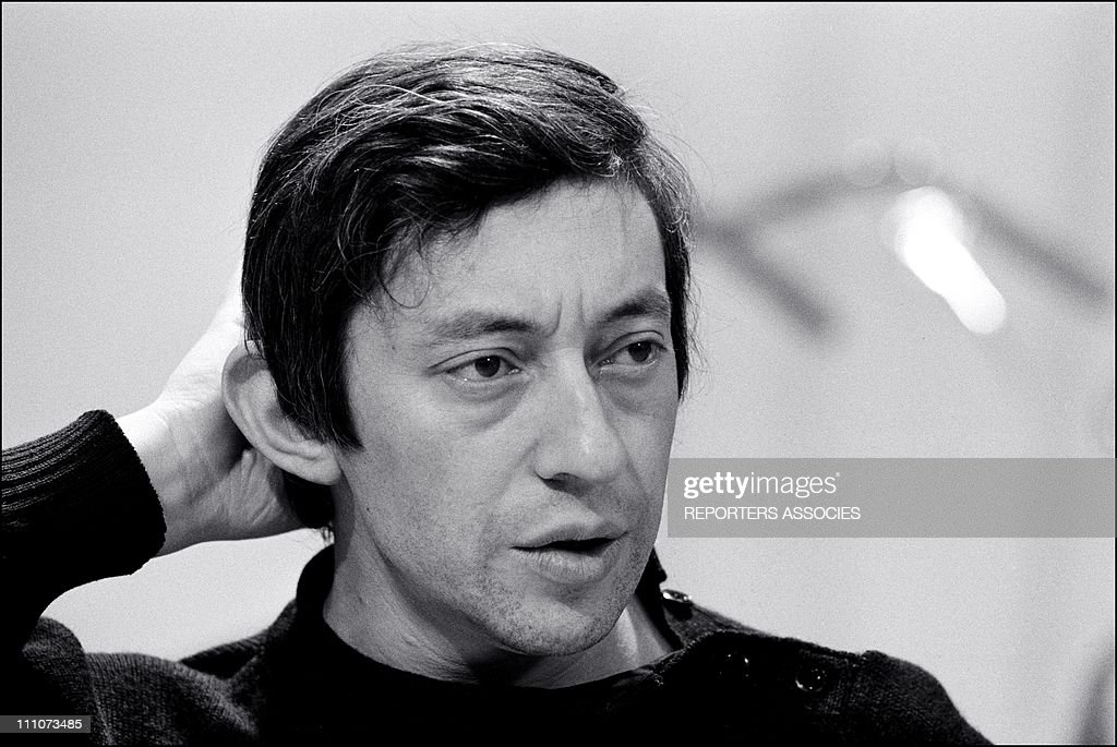 Serge Gainsbourg - Electronica Gainsbourg M1