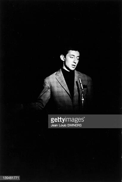 Serge Gainsbourg in 1957