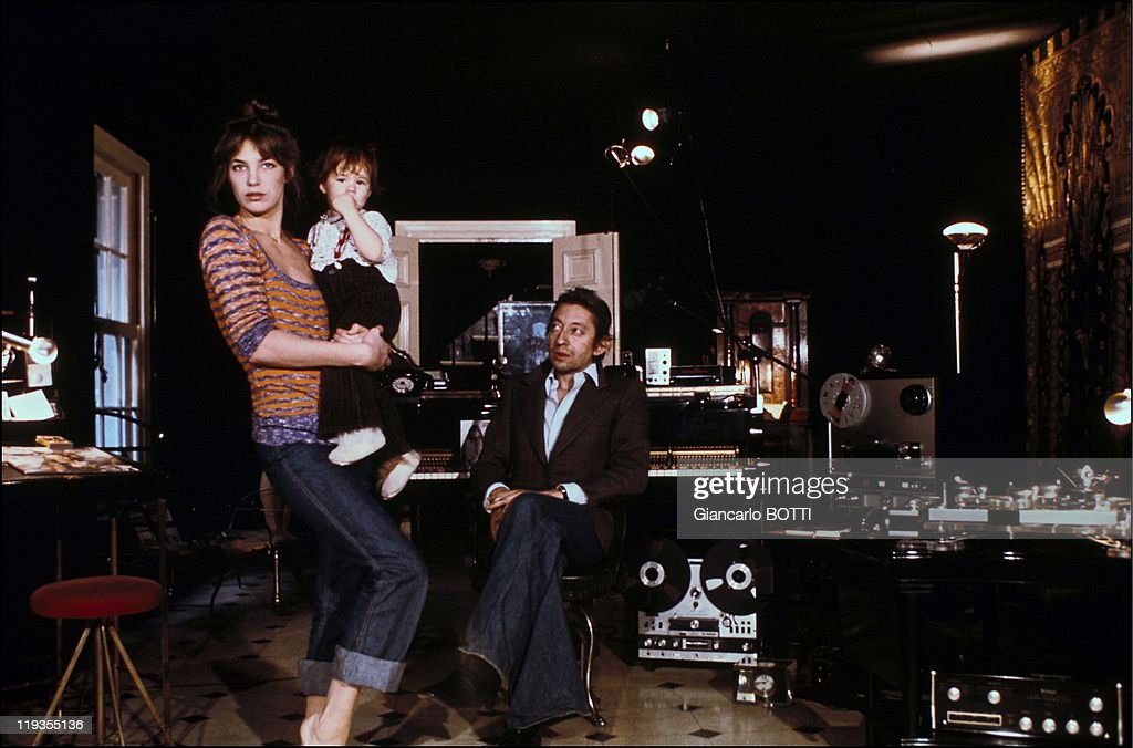 <a gi-track='captionPersonalityLinkClicked' href=/galleries/search?phrase=Serge+Gainsbourg&family=editorial&specificpeople=775960 ng-click='$event.stopPropagation()'>Serge Gainsbourg</a> with <a gi-track='captionPersonalityLinkClicked' href=/galleries/search?phrase=Jane+Birkin&family=editorial&specificpeople=159385 ng-click='$event.stopPropagation()'>Jane Birkin</a> and daughter <a gi-track='captionPersonalityLinkClicked' href=/galleries/search?phrase=Charlotte+Gainsbourg&family=editorial&specificpeople=243034 ng-click='$event.stopPropagation()'>Charlotte Gainsbourg</a> in France in 1973