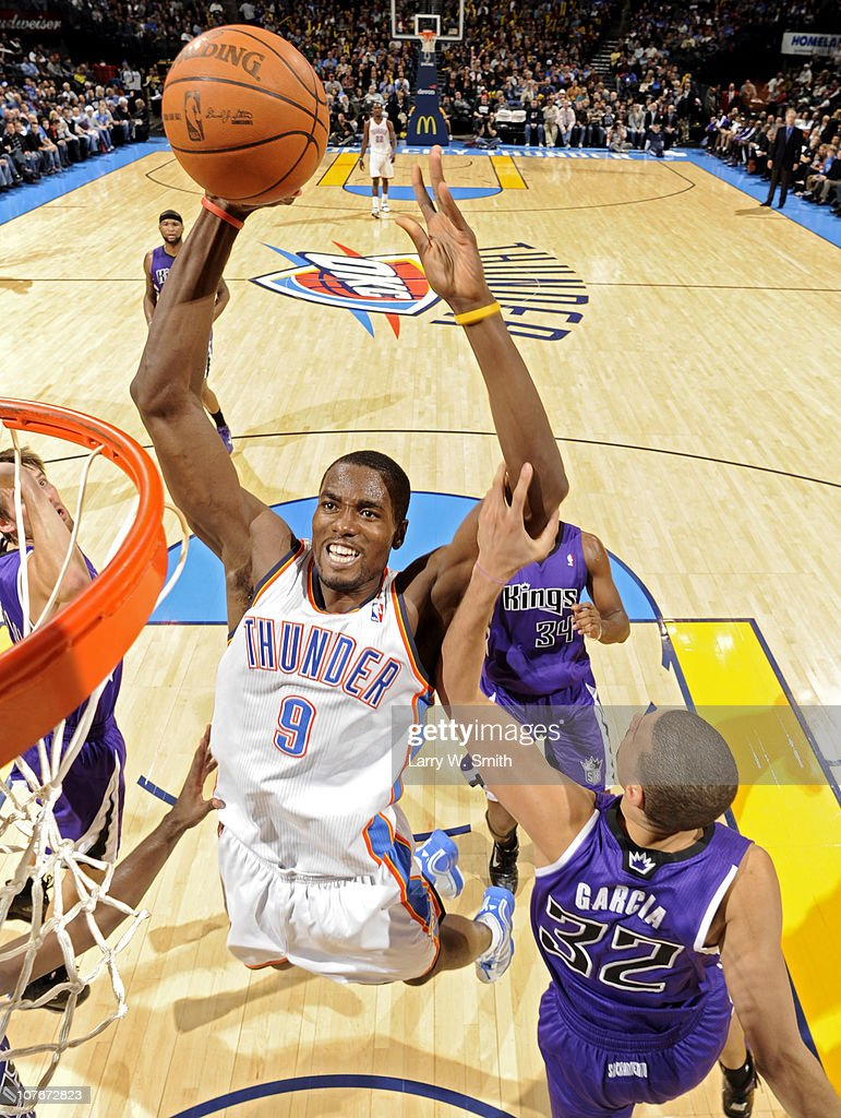 Sacramento Kings v Oklahoma City Thunder
