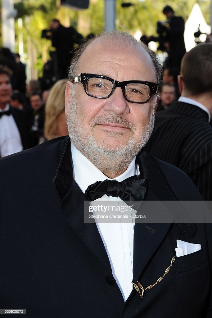 Serge Moati at the Premiere for 'Biutiful' during the 63rd Cannes International Film Festival.