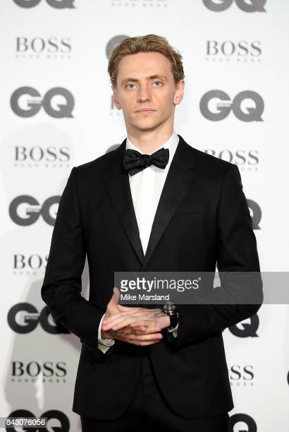 Sergei Polunin attends the GQ Men Of The Year Awards at Tate Modern on September 5 2017 in London England