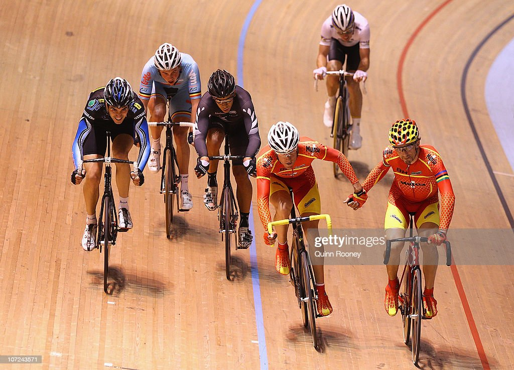 UCI Track World Cycling - Day 1