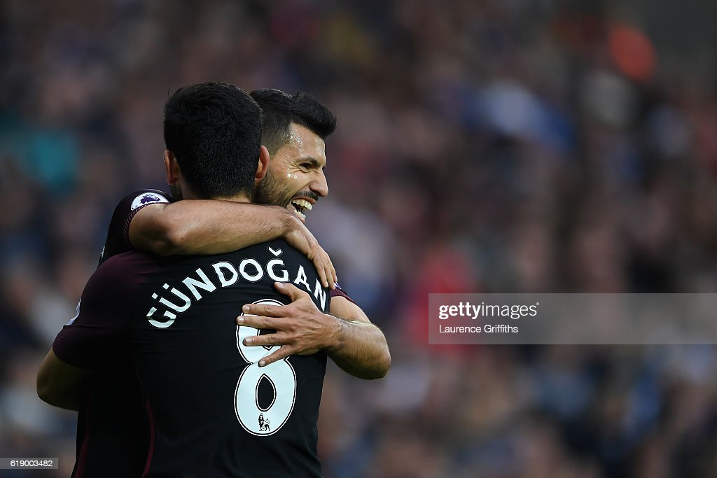 West Bromwich Albion v Manchester City - Premier League : News Photo
