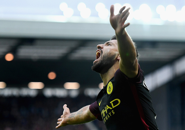 West Bromwich Albion v Manchester City - Premier League : News Photo