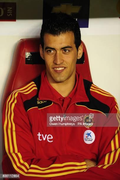 Sergio Busquets Spain