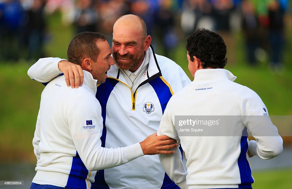 Best Of The 40th Ryder Cup