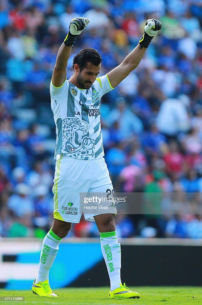 Cruz Azul v Chiapas - Clausura 2015 Liga MX