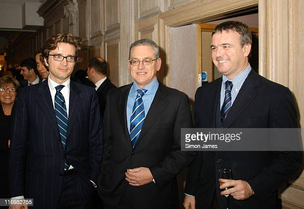 Sergio Marchionne Chief Executive of Fiat UK and guests