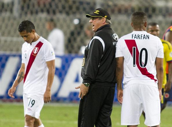 Perú vs Ecuador