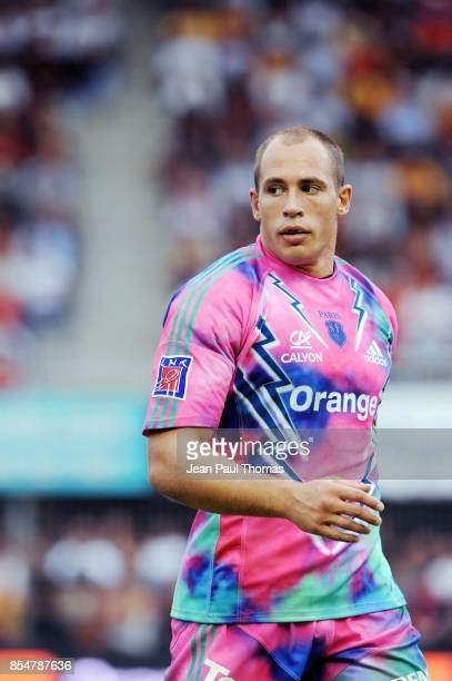 Sergio PARISSE Stade Francais / Perpignan 3eme journee de Top 14