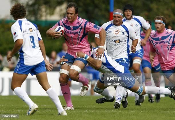 Sergio PARISSE Stade Francais / Montpellier 1e journee TOP 14
