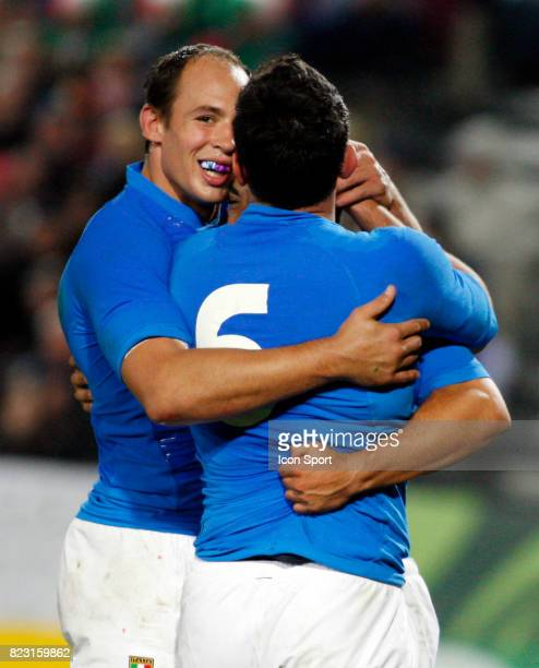 Sergio PARISSE Italie / Russie Coupe du Monde de Rugby 2011