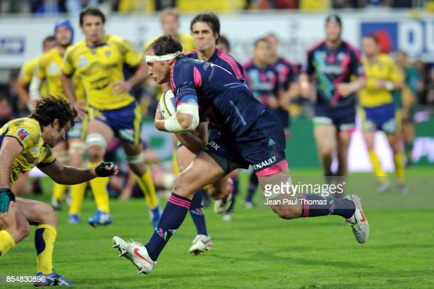 Sergio PARISSE Clermont Auvergne / Stade Francais 11eme journee de Top14 Stade Marcel Michelin Clermont
