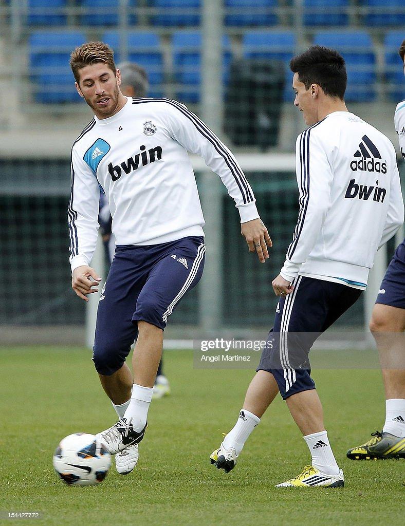 s et images de Real Madrid CF Training Session