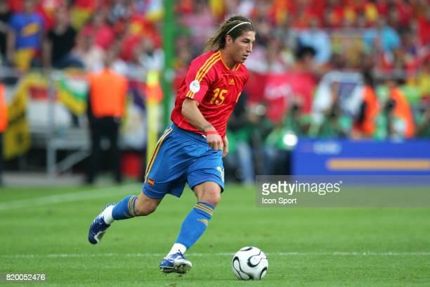Sergio RAMOS France / Espagne Coupe du Monde 2006