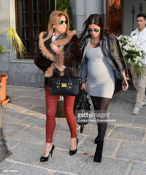 sergio ramos and sister stock photos and pictures getty