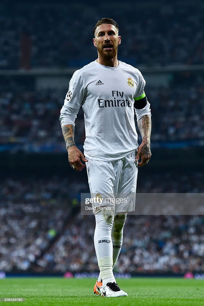 Real madrid v manchester city fc uefa champions league - Sergio madrid ...