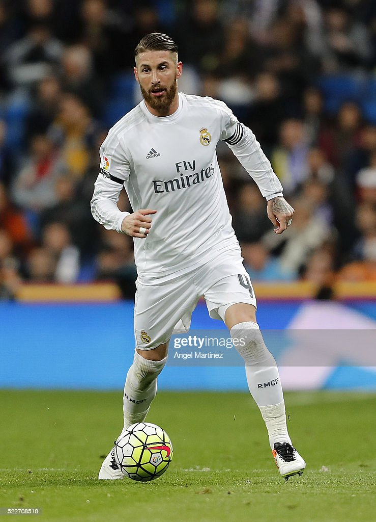 Real madrid cf v villarreal cf la liga getty images - Sergio madrid ...